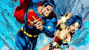 Siêu nhân & Wonder Woman