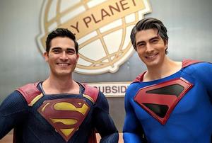 超人 meets 超人