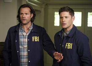 Supernatural - Episode 15.02 - Raising Hell - Promo Pics
