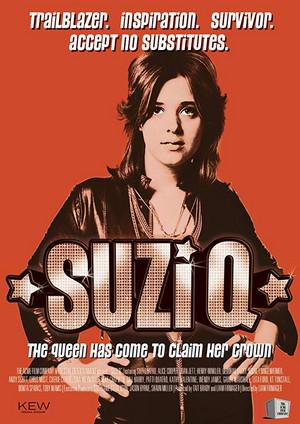 Suzi Q - Suzi Quatro Documentary Poster