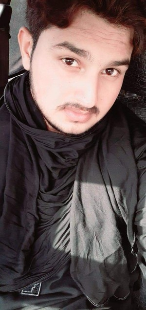 Syed ameer haider shah