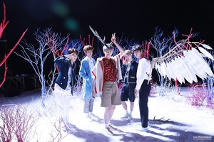 TOMORROW X TOGETHER '별의 낮잠 (Nap of a star)' MV Sketch