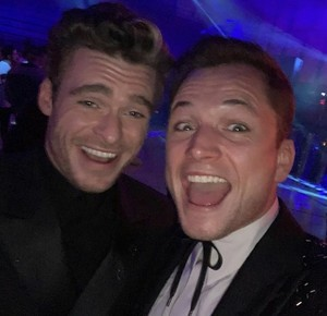 Taron and Richard