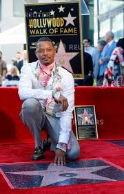 Terrence Howard 2019 Walk Of Fame Induction Ceremony