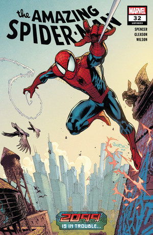 The Amazing Spider-Man Vol. 5 no 23 and no 33 (2019)