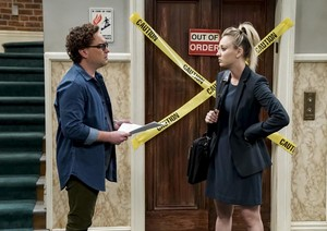 "The Big Bang Theory ~ 12x09 ""The Citation Negation"""