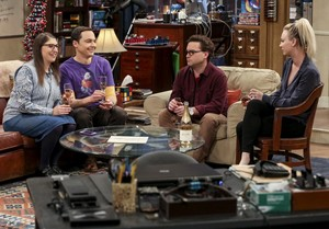 "The Big Bang Theory ~ 12x11 ""The Paintball Scattering"""