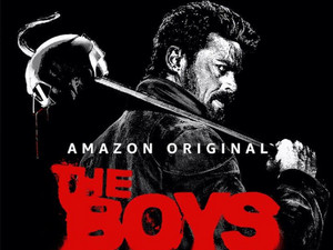 The Boys - Season 1 - Billy Butcher Poster