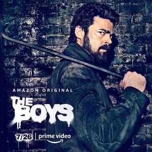 The Boys - Season 1 Poster - Butcher