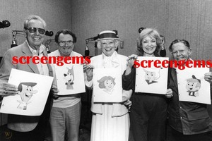 The Cast Of The Jetsons