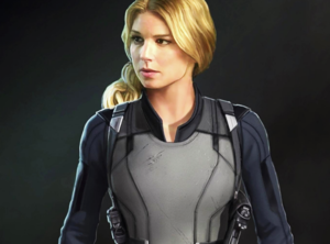 The сокол and the Winter Soldier main characters in new concept art