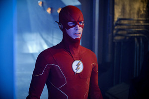"The Flash 6.01 ""Into the Void"" Promotional 图片 ⚡️"