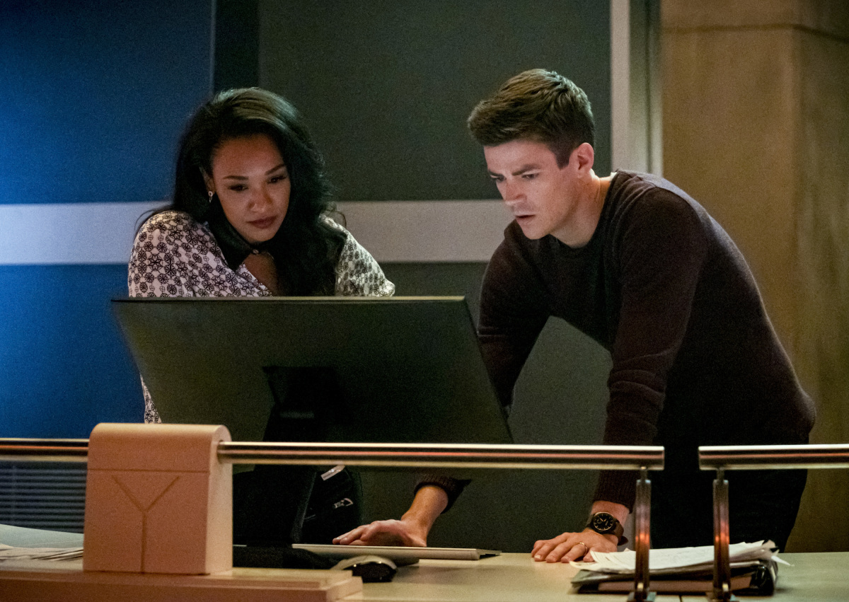"""The Flash 6.01 """"Into the Void"""" Promotional larawan ⚡️"""