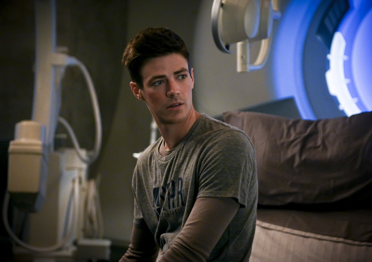 """The Flash 6.02 """"A Flash of the Lightning"""" Promotional Images ⚡️"""