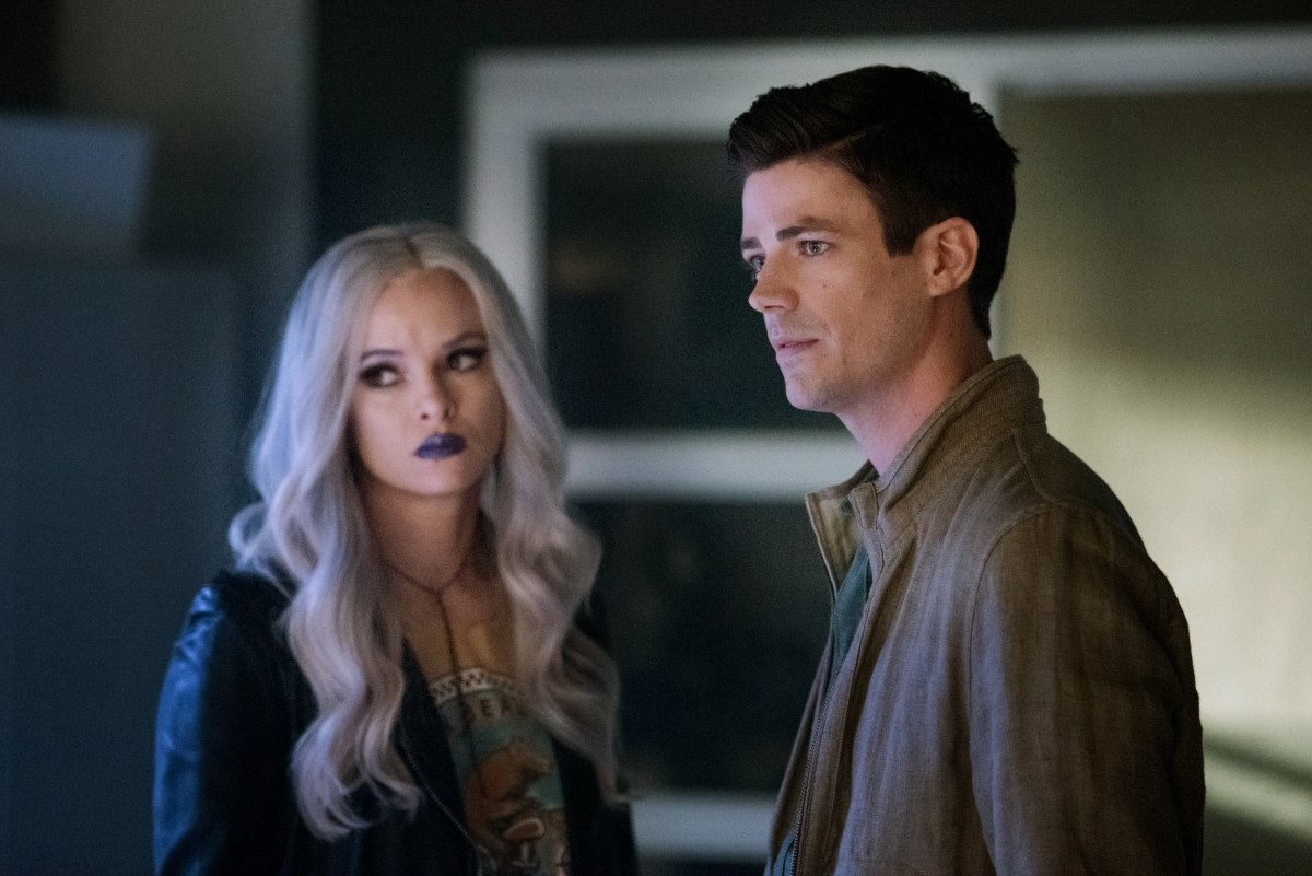 "The Flash 6.03 ""Dead Man Running"" Promotional Images ⚡️"