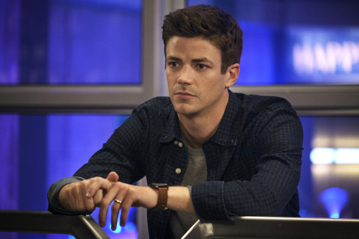 """The Flash 6.03 """"Dead Man Running"""" Promotional Images ⚡️"""