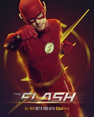 The Flash Season 6 Poster II ⚡️