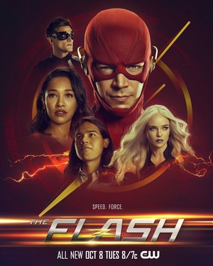 The Flash Season 6 Poster ⚡️