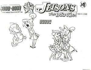 The Jetsons Model Sheet2