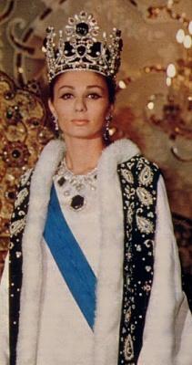 The Last Shahbanu (Empress) of Iran