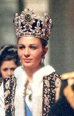 The Last Shahbanu (Empress) of Iran