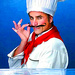 The Little Mermaid Live! (2019) - John Stamos as Chef Louis - disney icon
