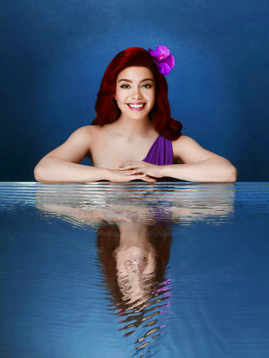 The Little Mermaid Live! (2019) Portrait - Auli'i Cravalho as Ariel