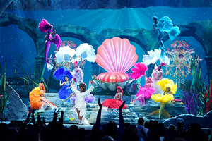 The Little Mermaid Live - Daughters of Triton