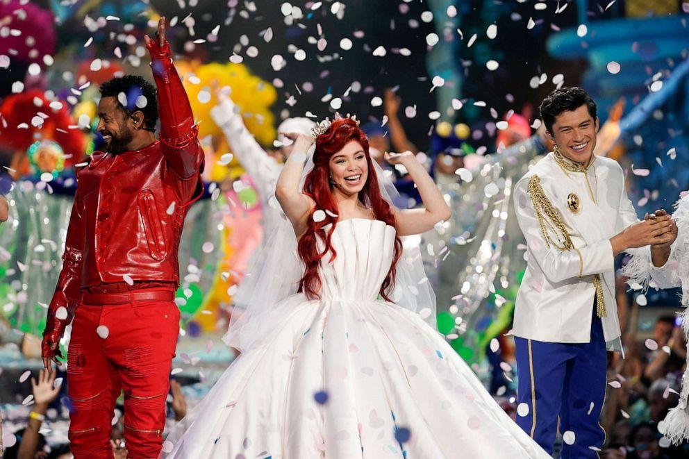 The Little Mermaid Live - Finale