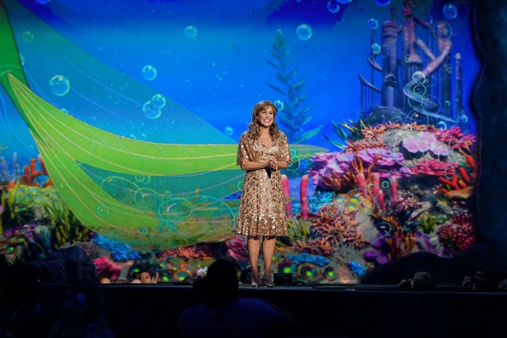 The Little Mermaid Live - Jodi Benson's Introduction