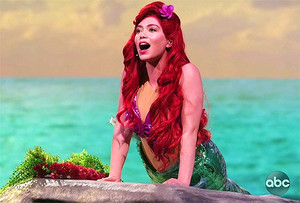 The Little Mermaid Live - Part of Your World (Reprise)