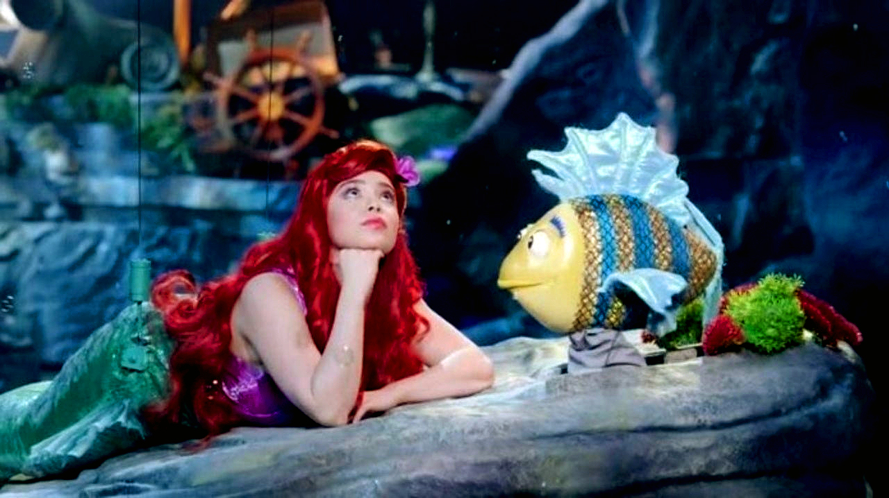 The Little Mermaid Live - Part of Your World