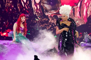 The Little Mermaid Live - Poor Unfortunate Souls