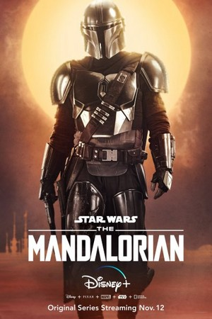 The Mandalorian - Promotional Character Poster