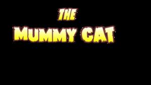 The Mummy Cat (Logo)