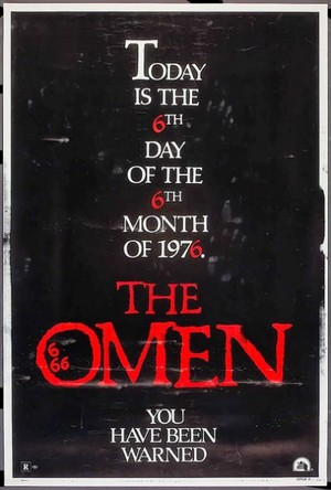 The Omen 1976 Movie Poster
