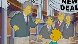 "The Simpsons ~ 25x06 ""The Kid is Alright"""