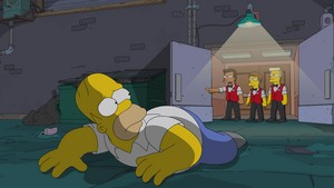 "The Simpsons ~ 25x09 ""Steal This Episode"""