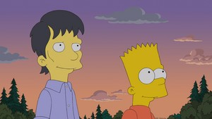 "The Simpsons ~ 25x13 ""Diggs"""