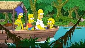 "The Simpsons ~ 25x16 ""You Don't Have to Live Like a Referee"""