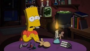 "The Simpsons ~ 25x19 ""What to Expect When Bart's Expecting"""