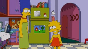 "The Simpsons ~ 25x21 ""Pay Pal"""
