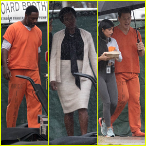 The Suicide Squad (2021) Behind the Scenes - Violas Davis