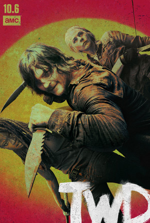 The Walking Dead - Season 10 - Promotional Poster
