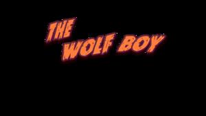 The serigala, wolf Boy (Logo)