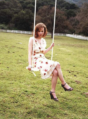 Thora Birch - Glamour Photoshoot - 2002
