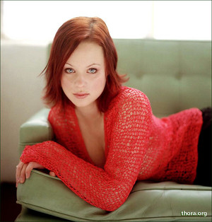 Thora Birch - Request Magazine Photoshoot - 2001