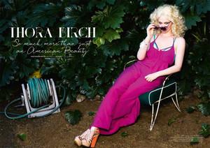 Thora Birch - The Ingenue Magazine Photoshoot - 2015