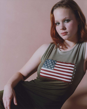 Thora Birch - Time Out Photoshoot - 2001