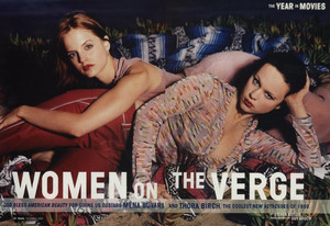 Thora Birch and Mena Suvari - Details Magazine Photoshoot - 1999